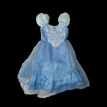 2-3 évesre kék hercegnőruha, jelmez - Hamupipőke - Disney (kicsit hibás)