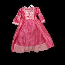 3-4 évesre rózsaszín hercegnő ruha - Csipkerózsika (erősen használt)