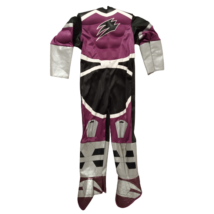 3-4 évesre lila-fekete kezeslábas jelmez - Power Rangers