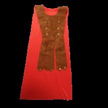Piros-barna jelmez felső - Római centurio