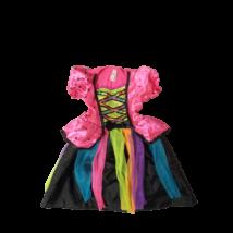 3-4 évesre színes boszorkányruha - TU