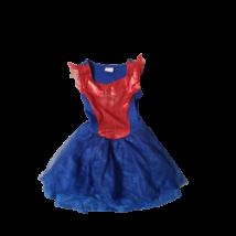 3-4 évesre kék-piros lány tüllösruha - Spidergirl, Spiderman
