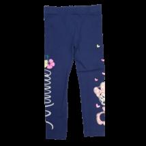 104-es kék leggigns - Minnie Egér