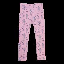 104-es rózsaszín kislányos leggings - Little Kids