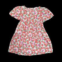 104-es fehér alapon epres ruha - H&M