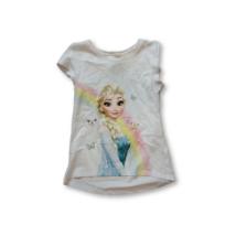 92-es fehér póló - Frozen, Jégvarázs - ÚJ