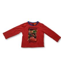 116-os piros pamutfelső - Verdák