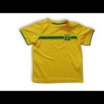 110-es sárga-zöld focimez - Brasil