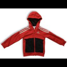 110-es piros-fekete szabadidőfelső - Adidas