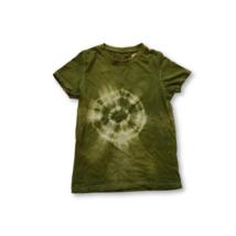 140-es khaki mintás póló