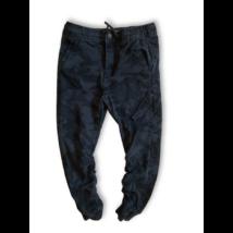 128-as kék terepmintás farmernadrág - Zara