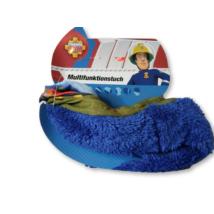 Kék multifunkcionális körsál, nyaksál - Fireman Sam - ÚJ