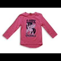 92-es rózsaszín pamutfelső - My Little Pony - ÚJ