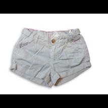 128-as kék-fehér csíkos short, rövidnadrág - H&M