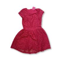 128-as pink csipkés alkalmi ruha