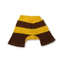 98-as sárga-barna short, farokkal - ÚJ