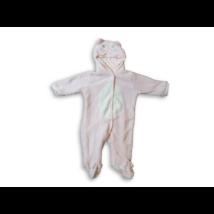 68-as rózsaszín szőrmés cicás levegőztető overall