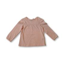 92-es rózsaszín tunika jellegű pamutfelső - Kiki & Koko - ÚJ