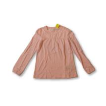 134-140-es rózsaszín tunika jellegű pamutfelső - Kiki & Koko - ÚJ