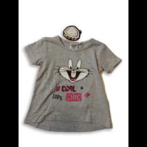 92-es szürke lány póló - Tapsi Hapsi - Looney Tunes - ÚJ