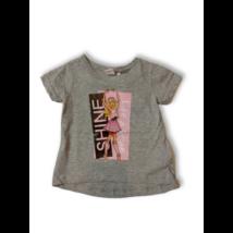 92-es szürke póló - Barbie - ÚJ