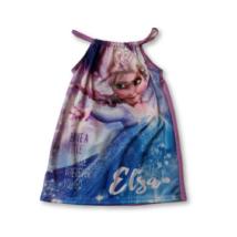 92-es lila pántos ruha - Frozen, Jégvarázs - ÚJ