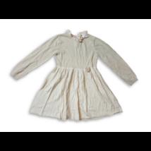 110-116-os drapp-arany vékony kötött ruha, alkalminak is jó - H&M