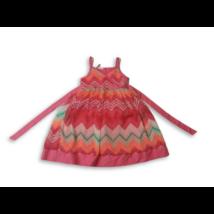 104-es pink mintás pántos ruha - H&M