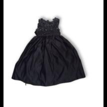 92-98-as sötétkék alkalmi ruha - Sugar Plum