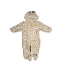 74-80-as drapp zsiráfos szőrmés levegőztető overall