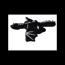 37 cm-es fekete sárkány - Minecraft - ÚJ