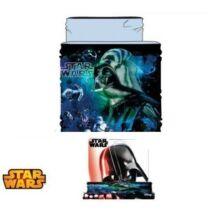 Polárral bélelt körsál, nyaksál kék béléssel - Darth Vader - Star Wars - ÚJ