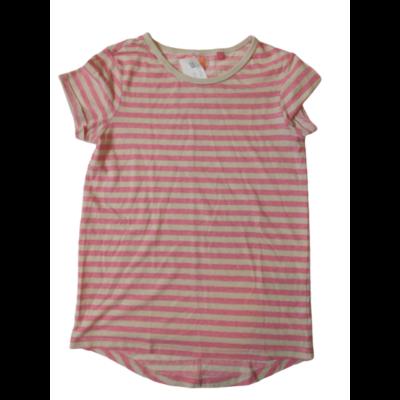 152-es rózsaszín-drapp csíkos póló - Next