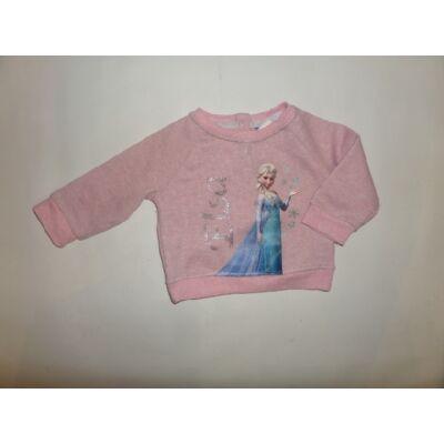 68-as lány pulcsi- Frozen, Jégvarázs