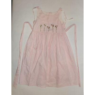 122-es rózsaszín rózsás ruha - Victoria Rose