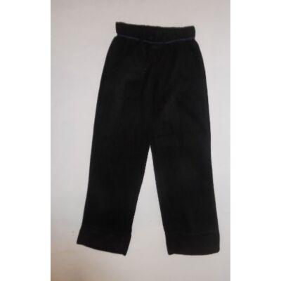 122-128-as fekete lány polár nadrág - Pepperts