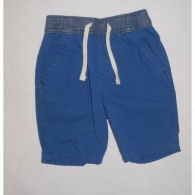 110-es kék lány vászonshort - Next