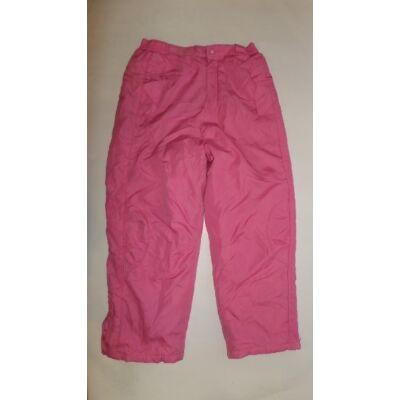 158-164-es rózsaszín overallalsó, sínadrág - Arizona