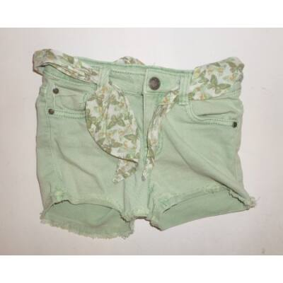 110-es zöld  short textil övvel - DopoDopo