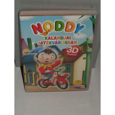 Noddy kalandjai játékvárosban - 3D animáció - dvd