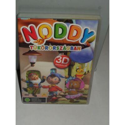 Noddy tükörországban - 3D animáció - dvd