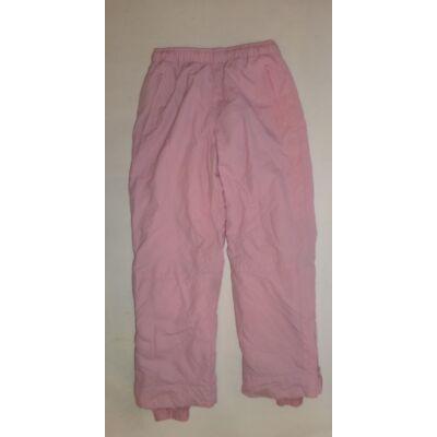 140-es rózsaszín sínadrág, overallalsó - Cherokee