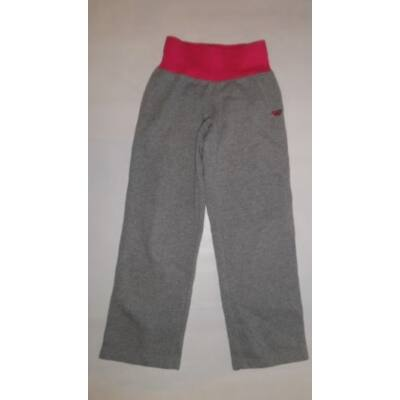 140-146-os szürke-pink tréningalsó - Nike