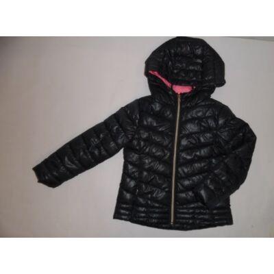 116-os fekete lány átmeneti kabát - Zara
