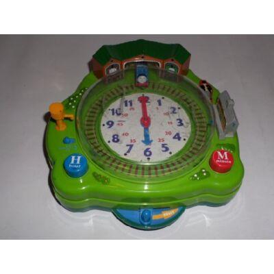 Zöld órás zenélő angolul beszélő játék - Thomas és barátai