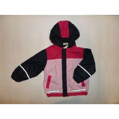 92-es rózsaszín polár bélésű esőkabát - Kik