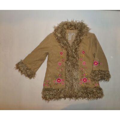 92-es szőrmés átmeneti kabát - H&M
