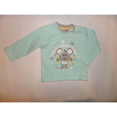 86-os egérkés pulóver - Ergee - ÚJ