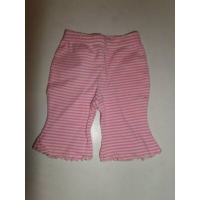 56-os rózsaszín csíkos nadrág - Mothercare