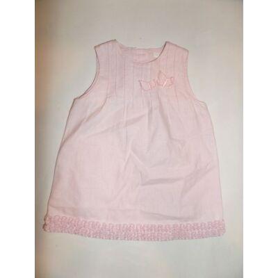 68-as rózsaszín ujjatlan ruha - H&M
